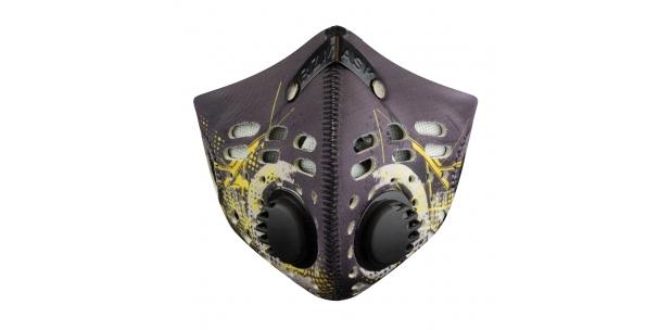 Maska przeciwpyłowa DigiTech Yellow