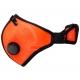 Maska przeciwpyłowa M2 Safety Orange