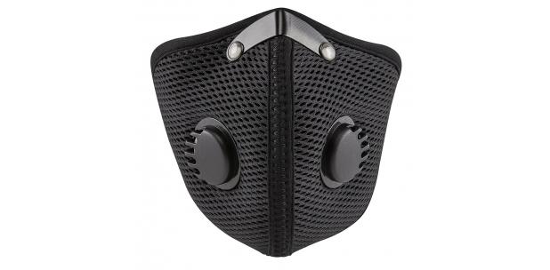 Maska Black Mesh M2-F3 z fitrami Hi-Flow F3