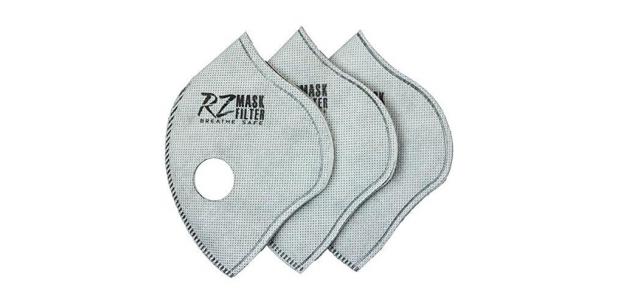 Filtry RZ Mask F1 z aktywnym węglem  - 3 szt.
