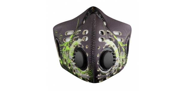Maska antysmogowa Digi Green