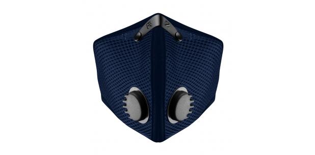 Maska przeciwpyłowa RZ Mask M2 Navy Blue Mesh